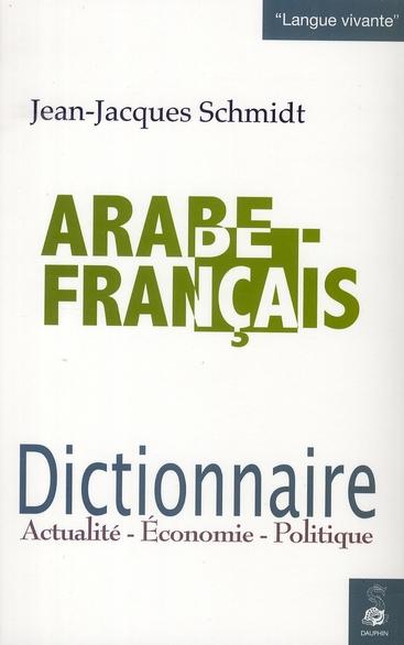 Dictionnaire Arabe-Francais