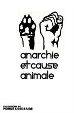 Couverture de Anarchisme et cause animale