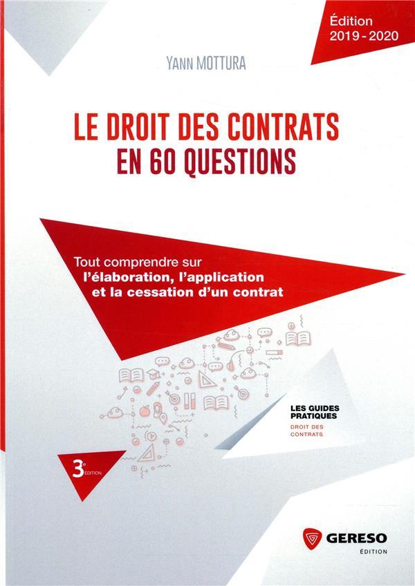 A Livre Ouvert Yann Mottura Le Droit Des Contrats En