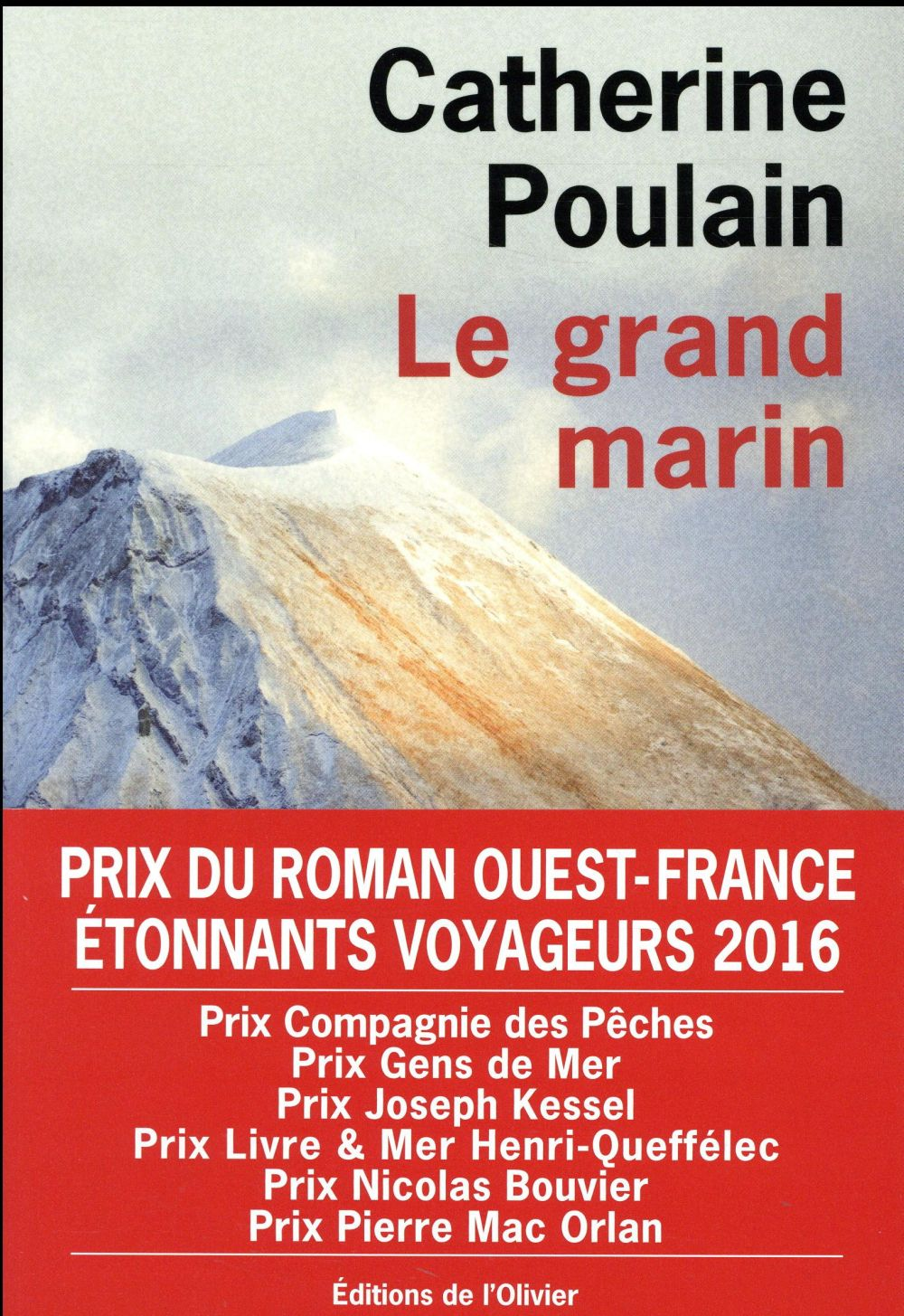 grand marin (Le) | Poulain, Catherine. Auteur
