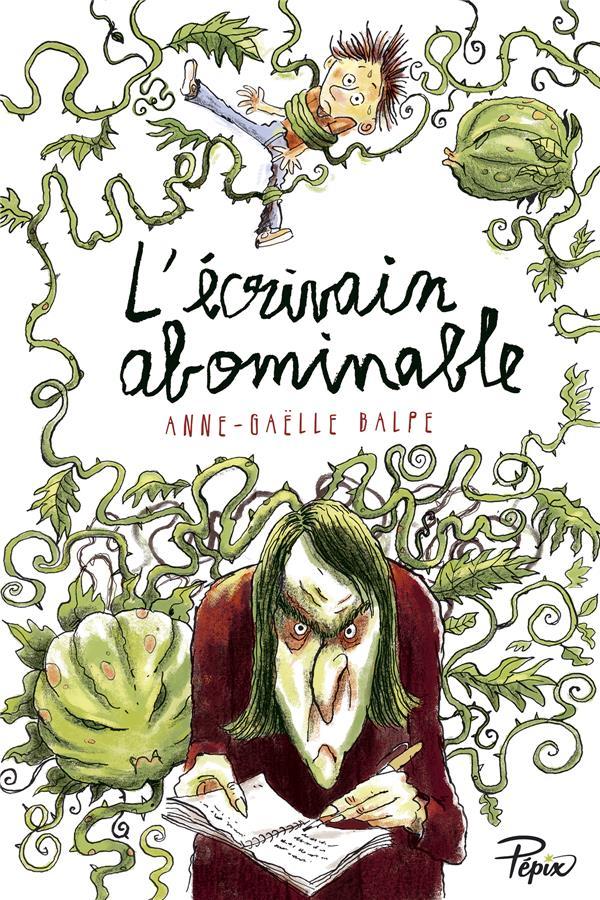 L'écrivain abominable