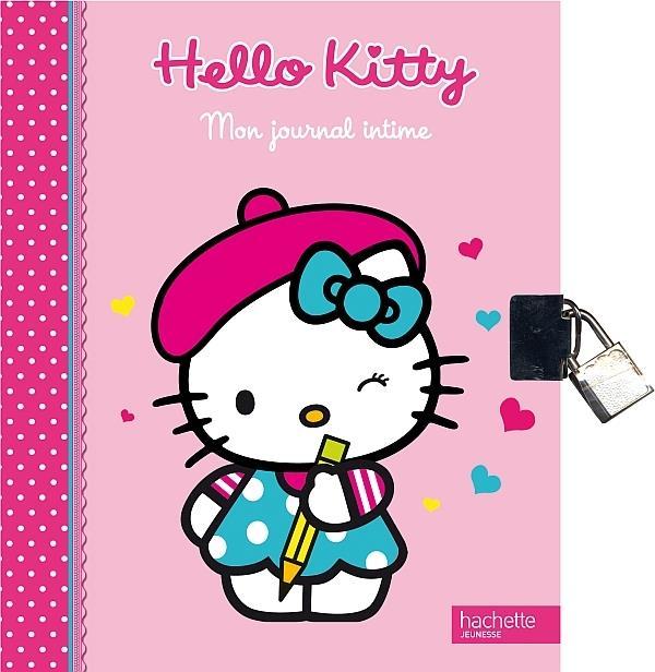 Hello Kitty ; Mon Journal Intime