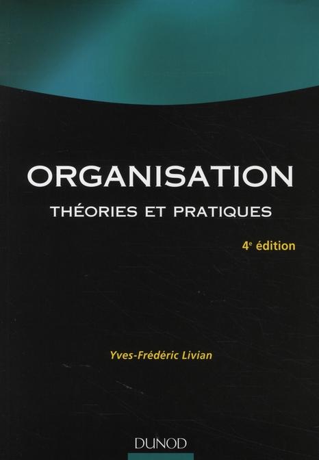Organisation (4e Edition)