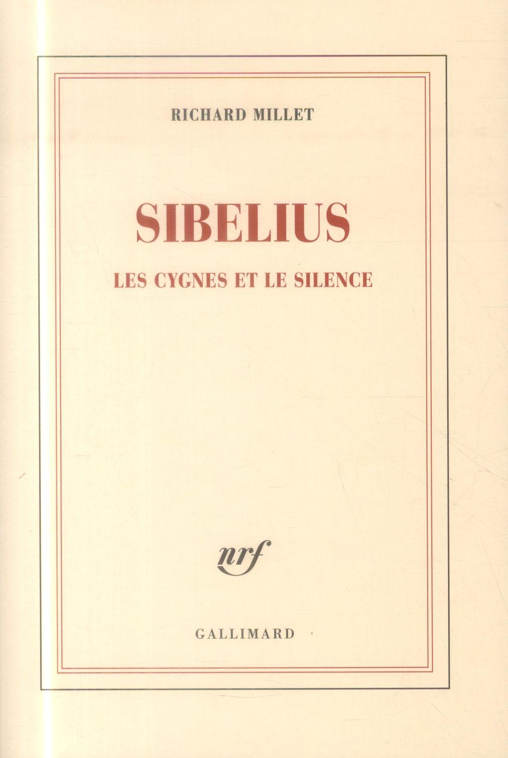 SIBELIUS, LES CYGNES ET LE SILENCE