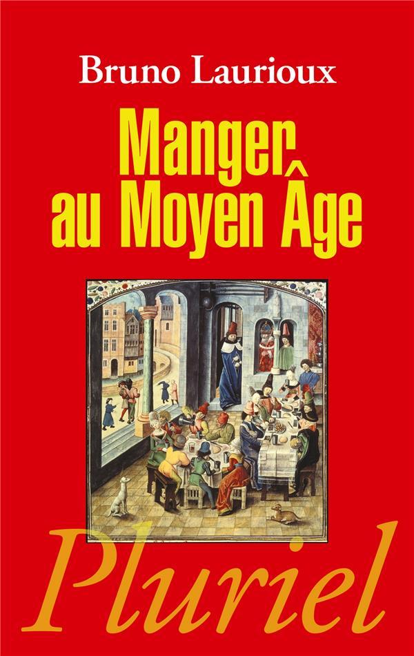 MANGER AU MOYEN AGE