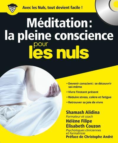 La Meditation Pleine Conscience Pour Les Nuls