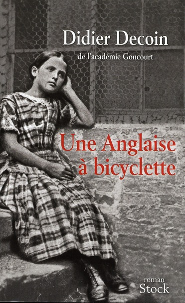 UNE ANGLAISE A BICYCLETTE