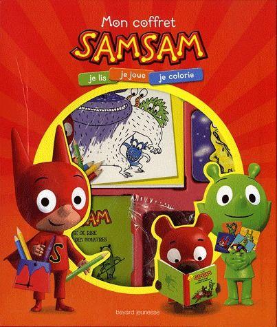 Mon Coffret Samsam