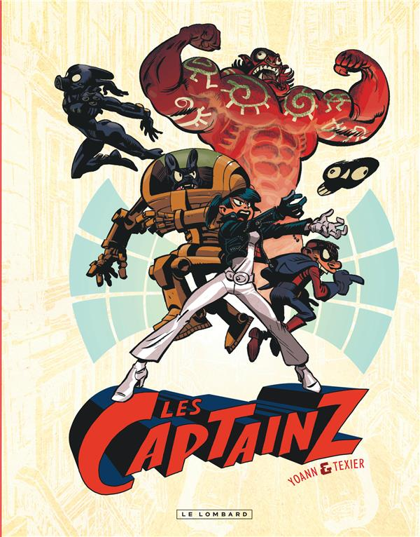 Les captainz