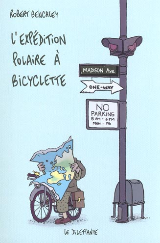 L'EXPEDITION POLAIRE A BICYCLETTE