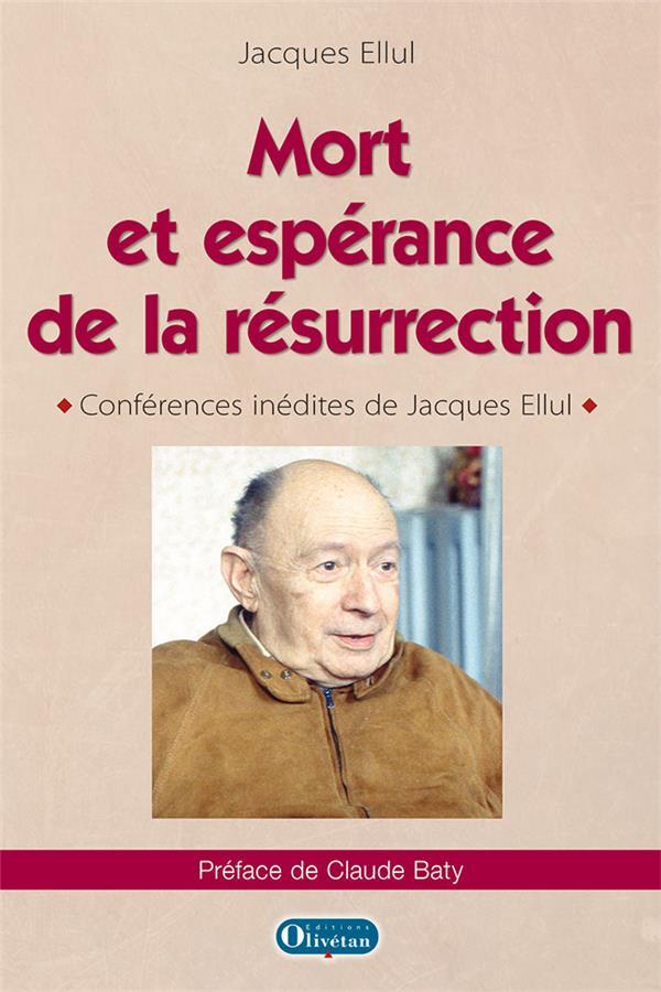 Mort Et Esperance De La Resurrection