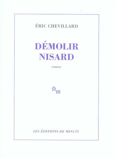 DEMOLIR NISARD
