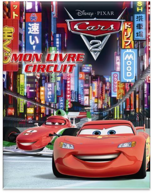 Mon Livre Circuit Cars 2