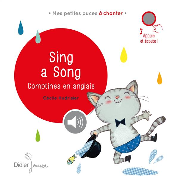 Sing a song ; comptines en anglais