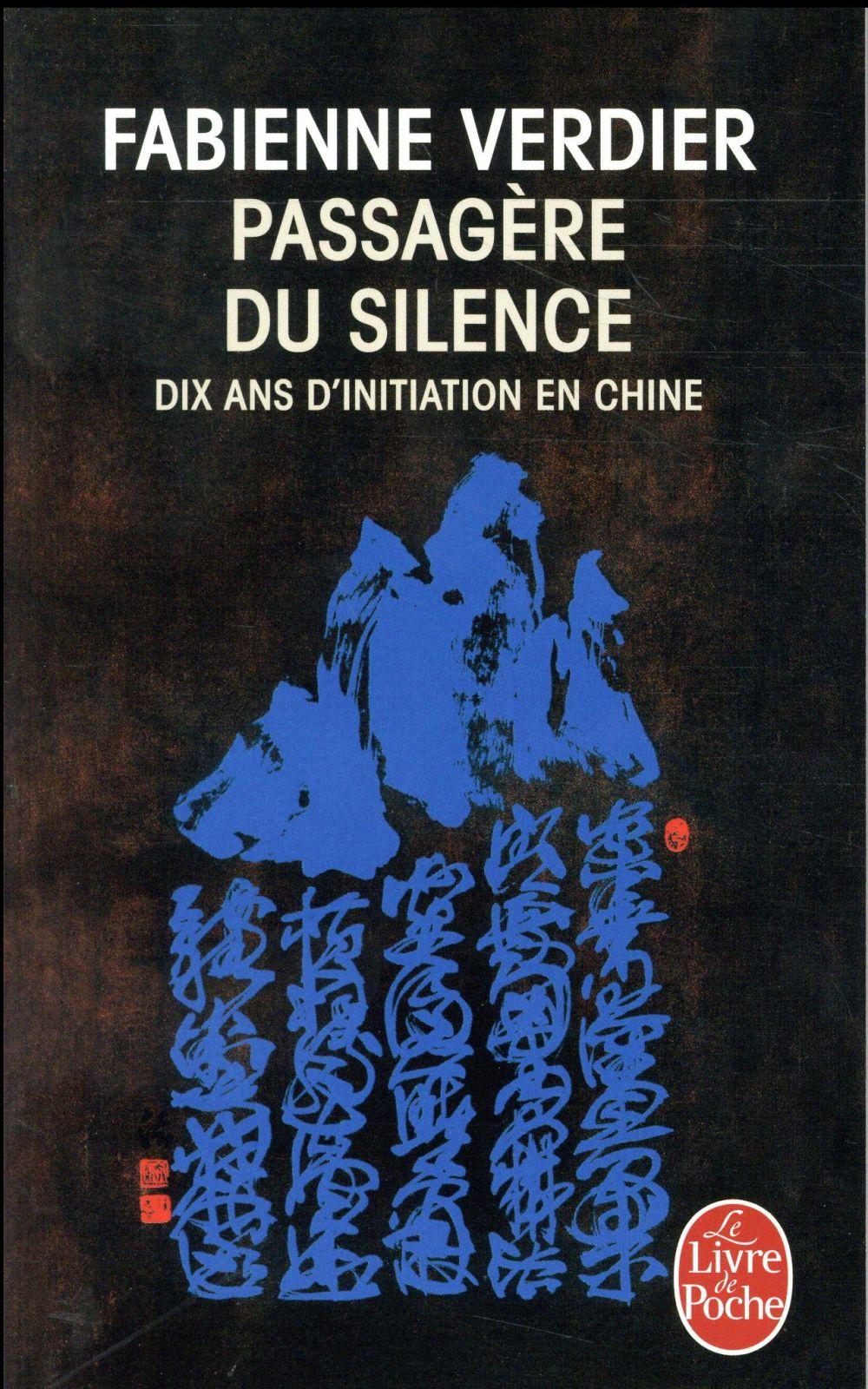 PASSAGERE DU SILENCE
