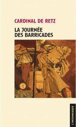 Couverture de Journee Des Barricades (La)