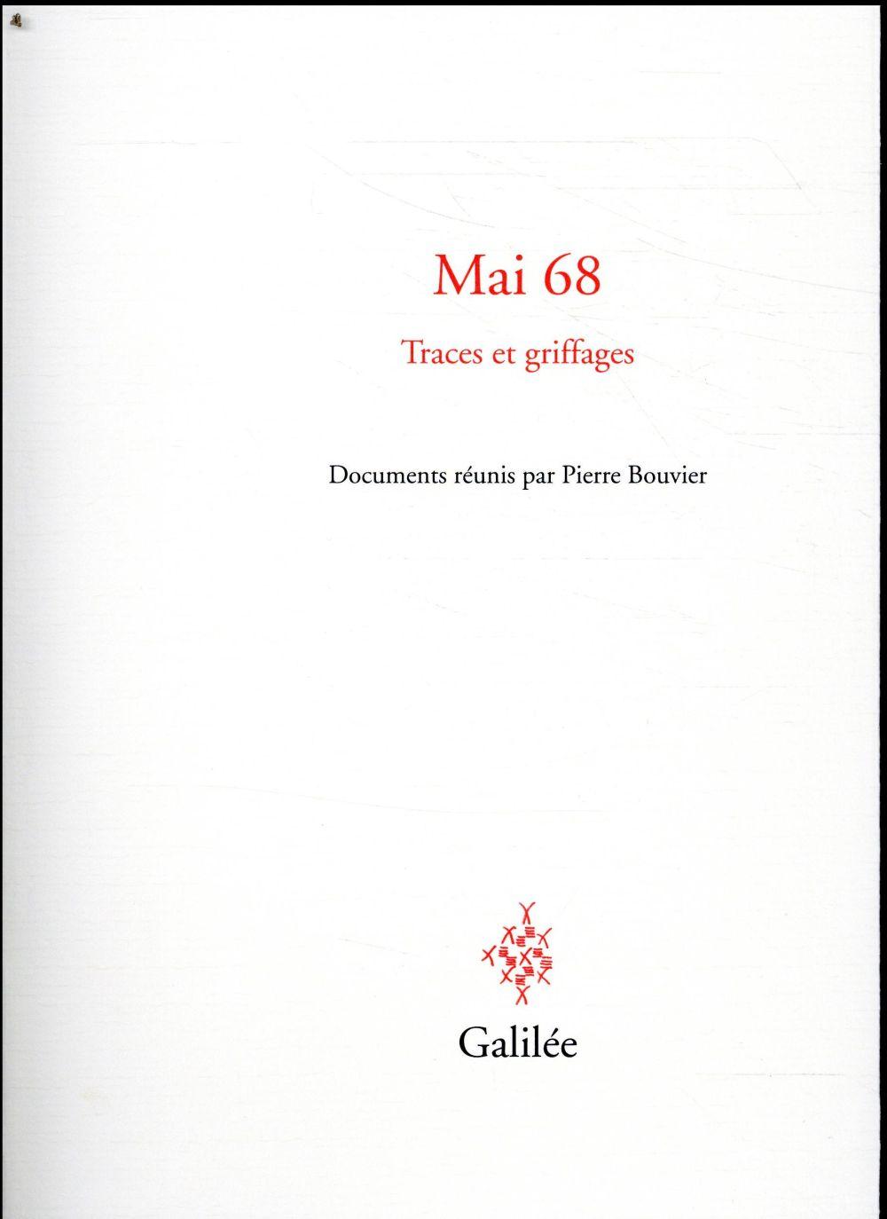 MAI 68 : TRACES ET GRIFAGES