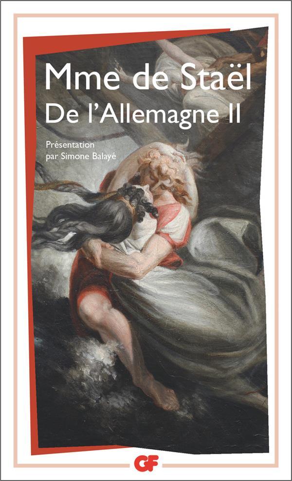 DE L'ALLEMAGNE 2