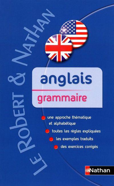 Anglais ; Grammaire