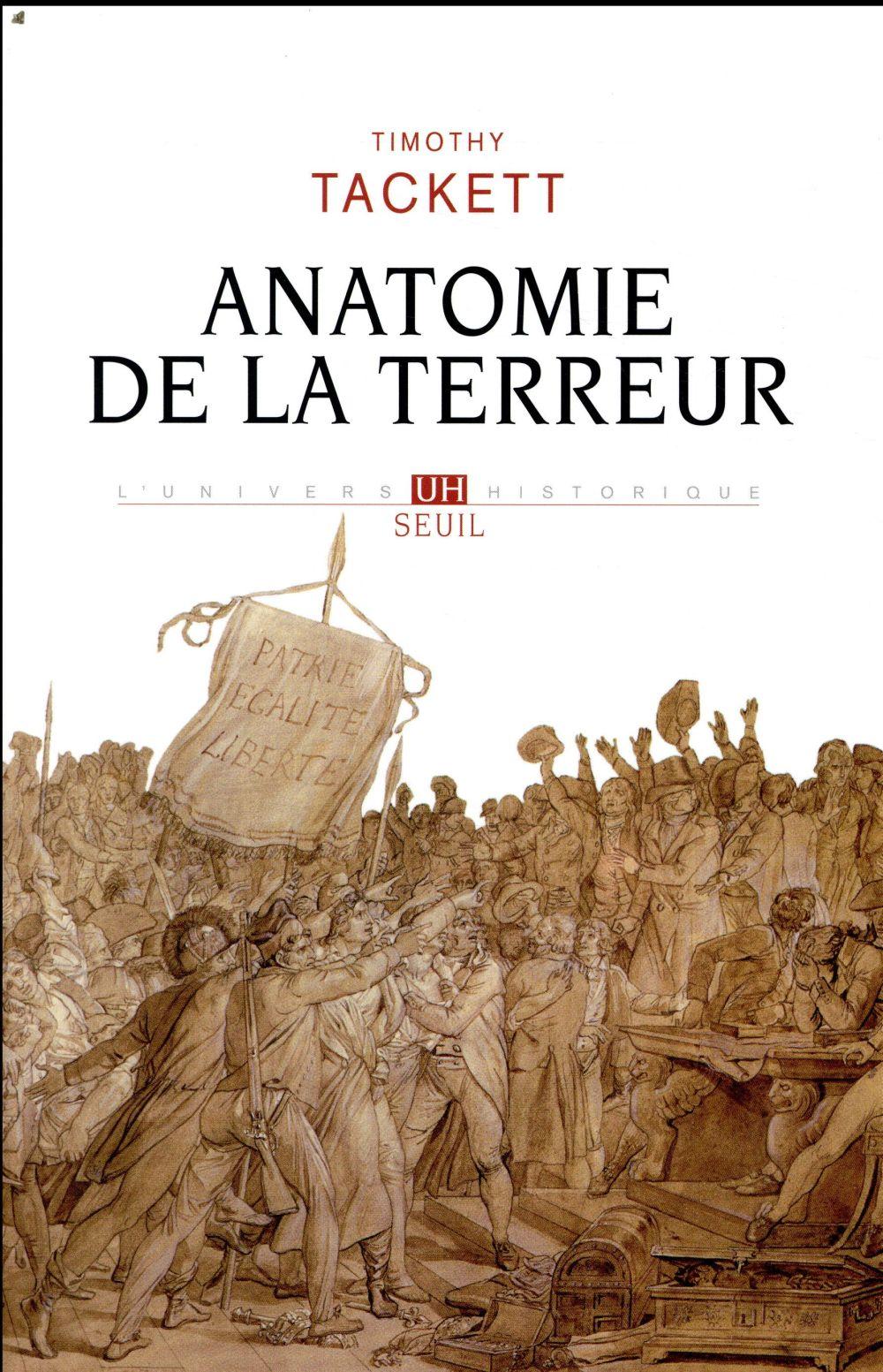 ANATOMIE DE LA TERREUR