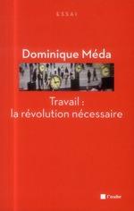 Couverture de Travail : la révolution nécessaire