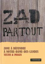 Couverture de Zad Partout