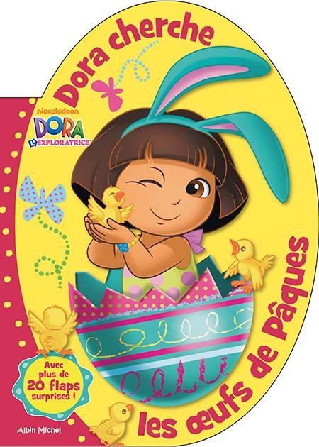 Dora Cherche Les Oeufs De Paques