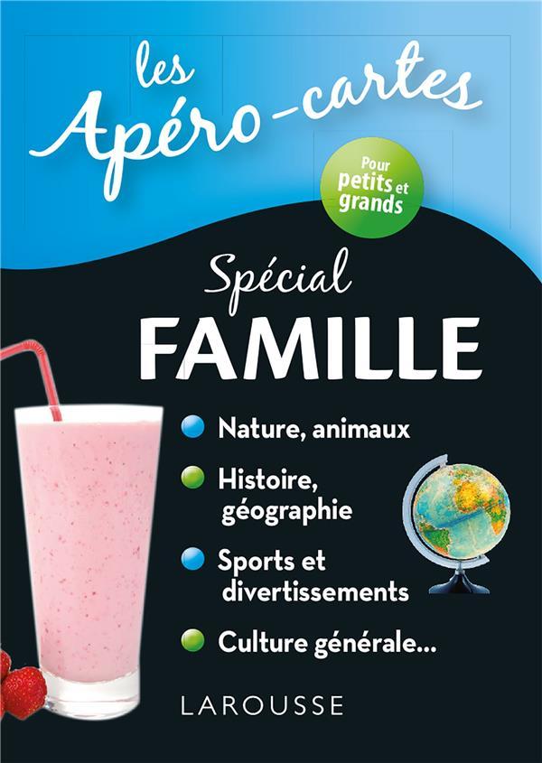 Apéro-cartes spécial famille