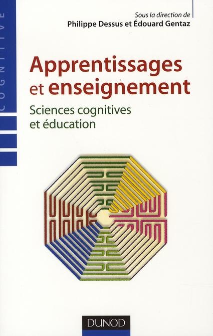 Apprentissages Et Enseignement - Sciences Cognitives Et Education