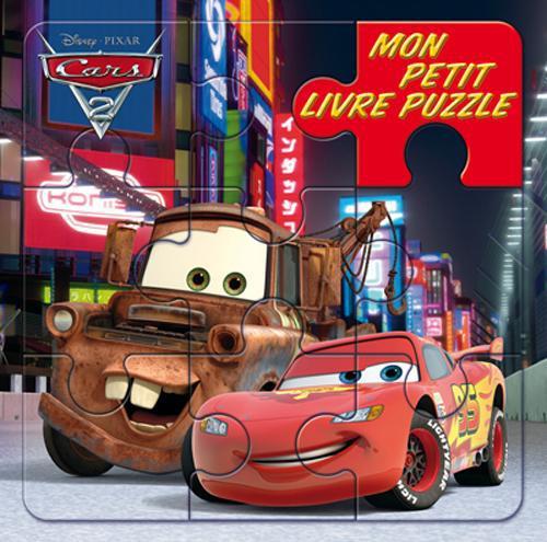 Mon Petit Livre Puzzle; Cars 2