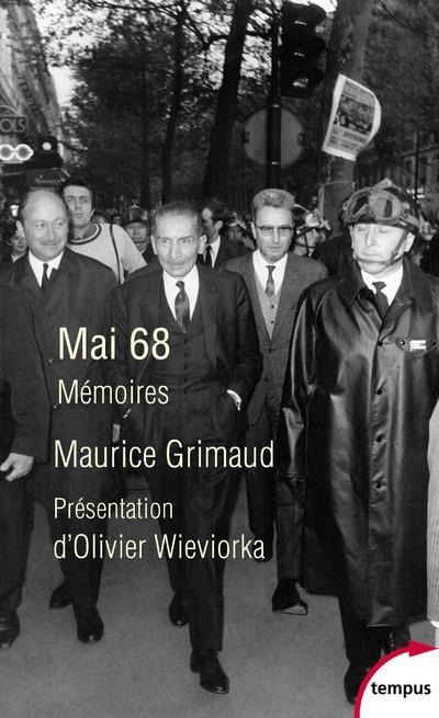 MAI 68 MEMOIRES