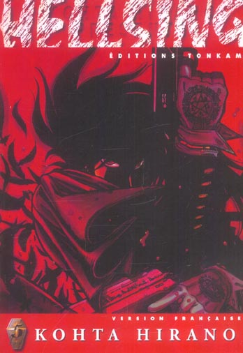 Hellsing -Tome 05-