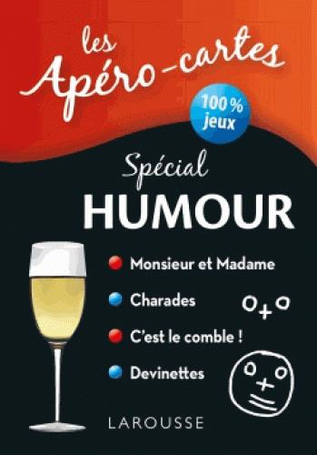 Apéro-cartes spécial humour