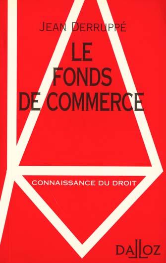 Le Fonds De Commerce