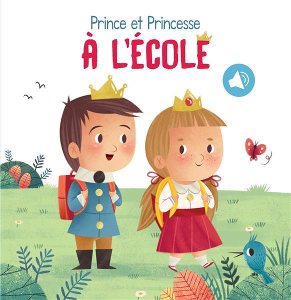 Prince et princesse à l'école