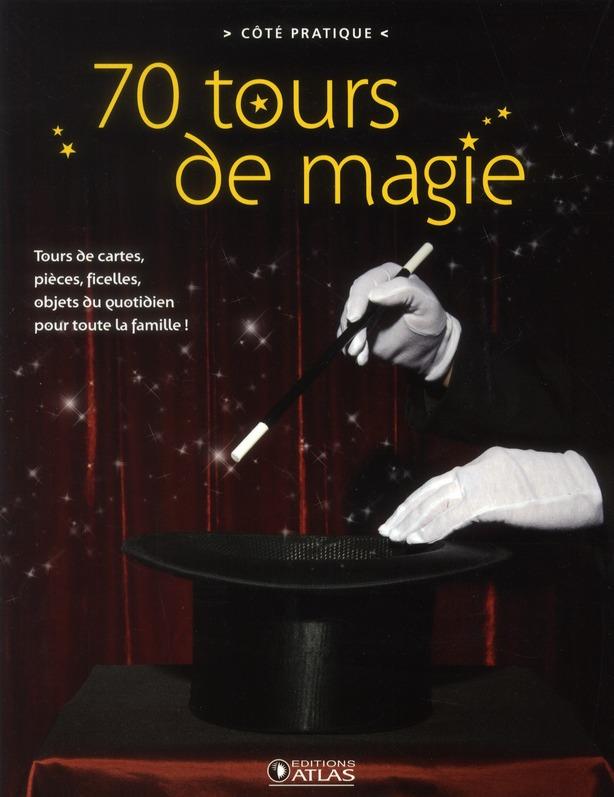 70 Tours De Magie ; Coffret