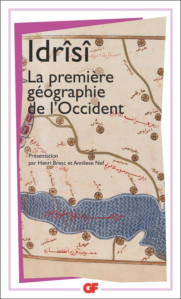 LA PREMIERE GEOGRAPHIE DE L'OCCIDENT