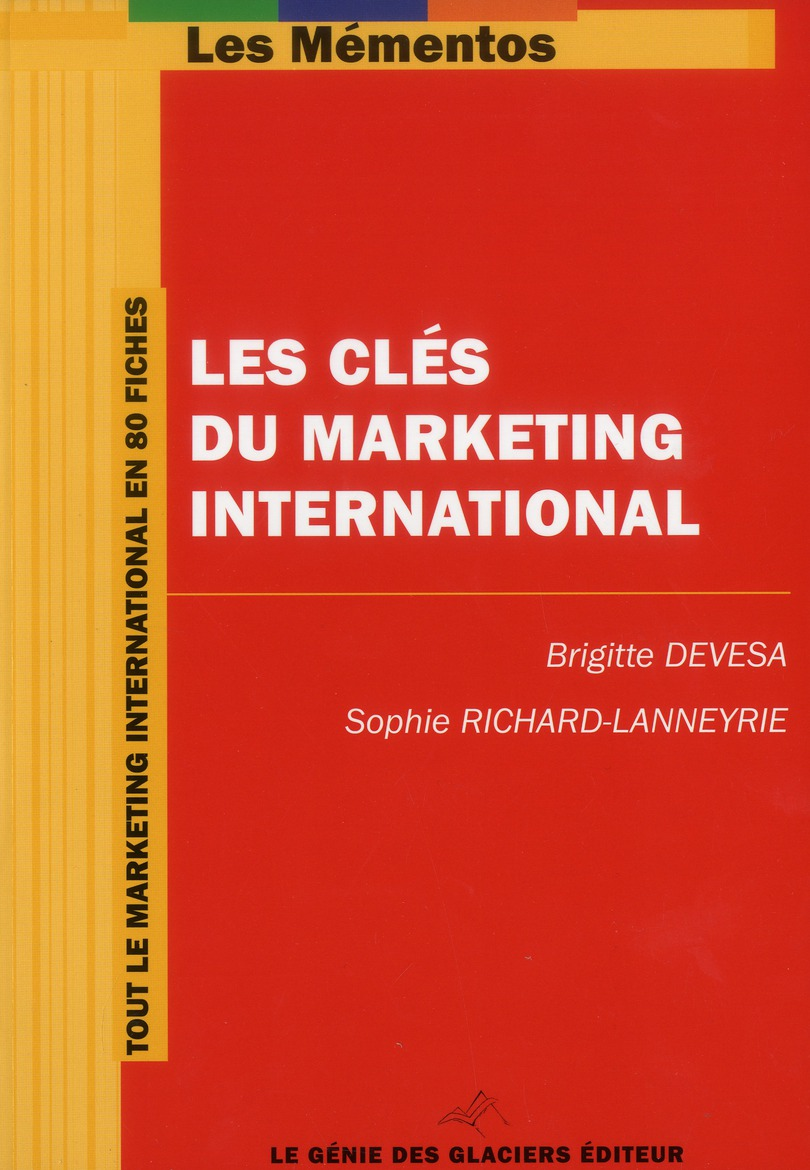 Les Cles Du Marketing International