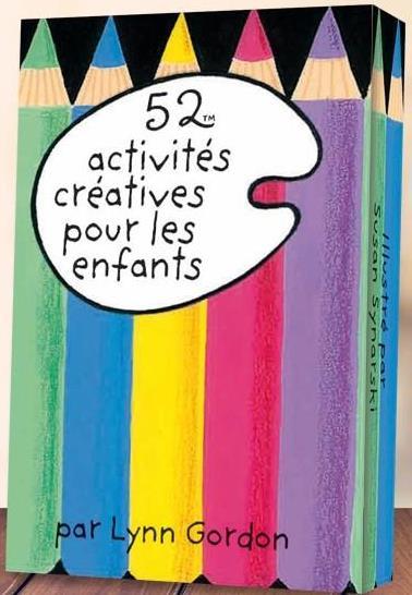 52 Activites Creatives Pour Les Enfants