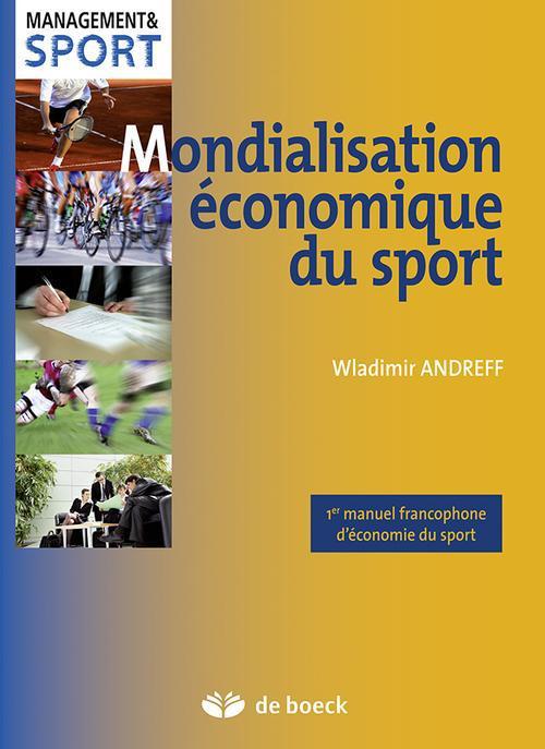 Mondialisation Economique Du Sport