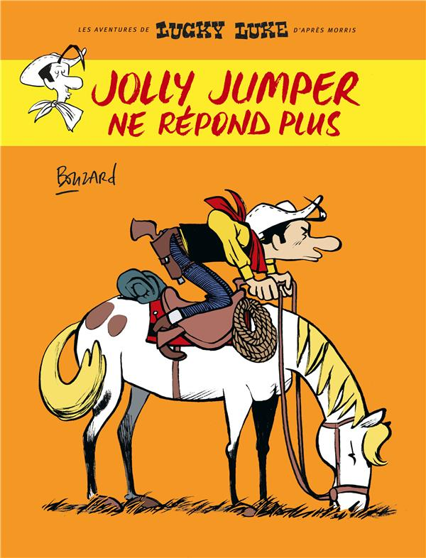 Lucky Luke ; Jolly Jumper ne répond plus
