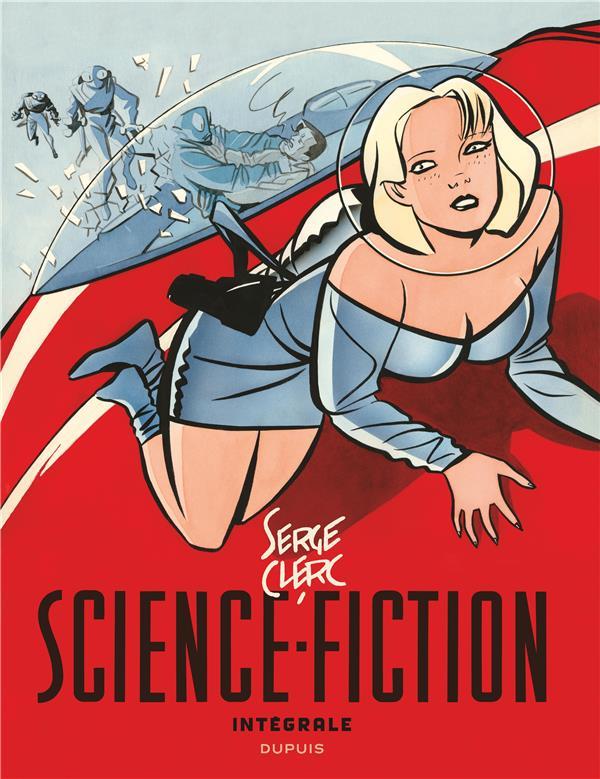 Science-fiction ; intégrale t.1