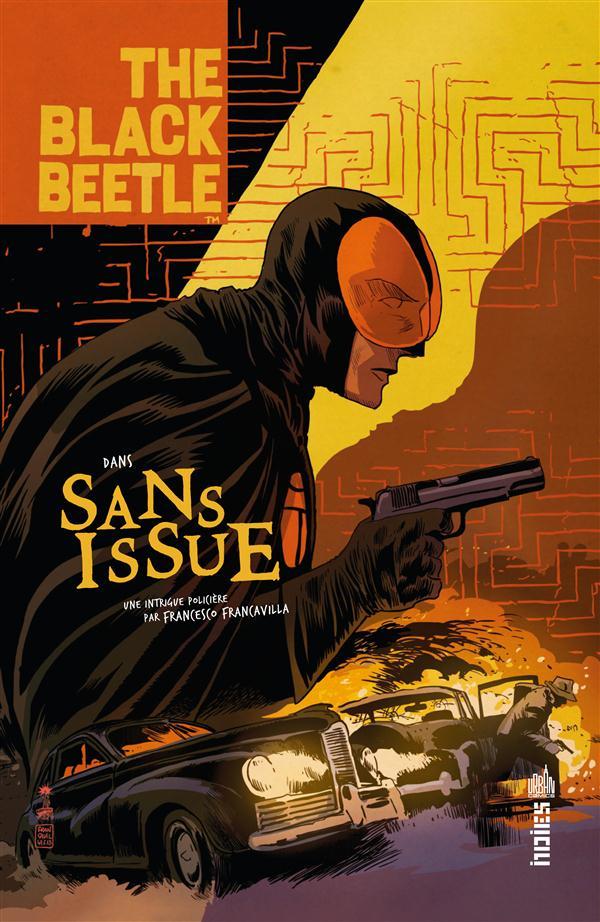 The Black Beetle T.1 ; Sans Issue