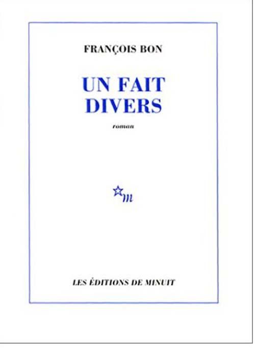 UN FAIT DIVERS