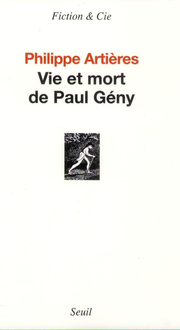 VIE ET MORT DE PAUL GENY