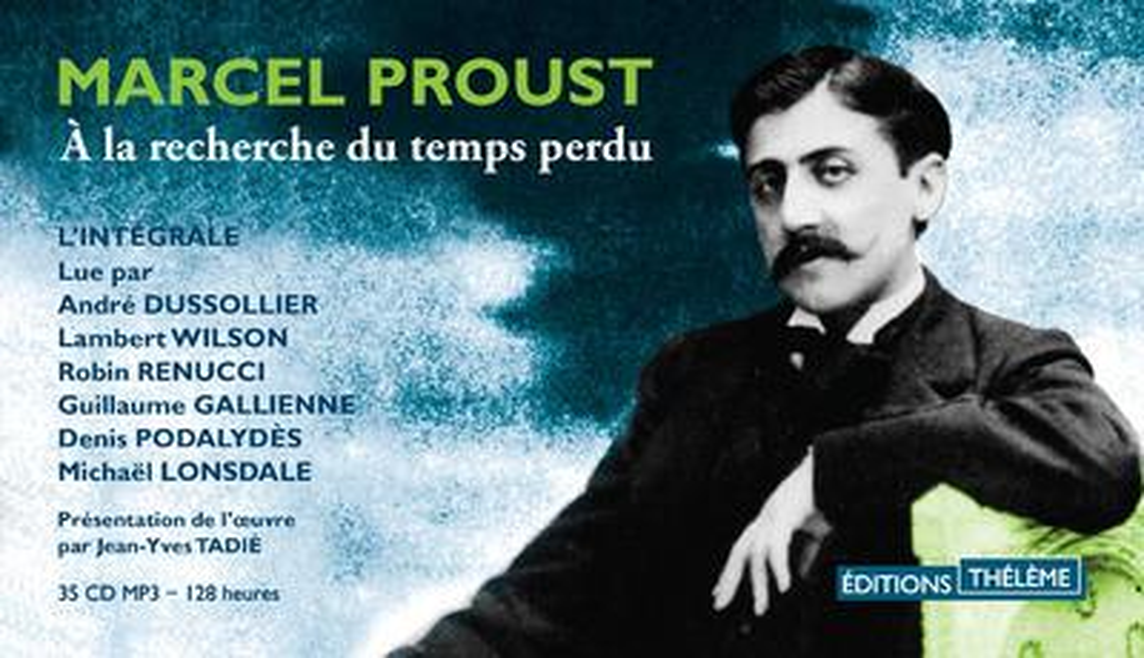 Coffret A La Recherche Du Temps Perdu (35 Cd) L'Integrale - Theleme