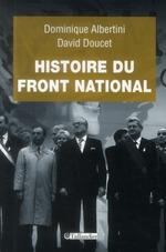 Couverture de Histoire du front national