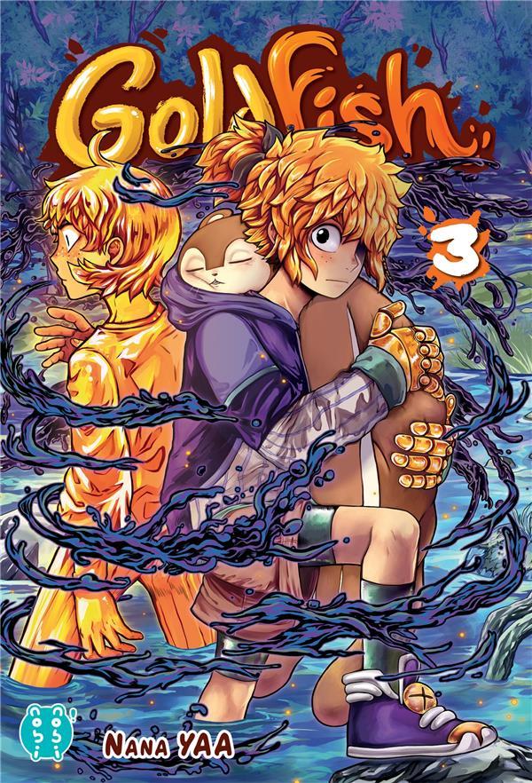 Goldfish | Yaa, Nana. Auteur