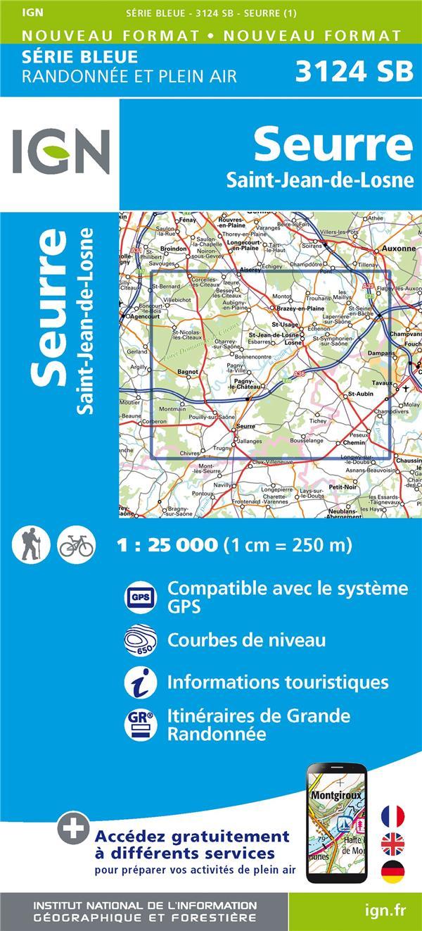 Seurre, Saint-Jean-de-Losne