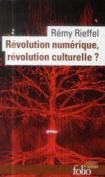 Couverture de Révolution numérique, révolution culturelle ?